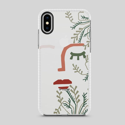 Tough Bumper iPhone Case - Wink