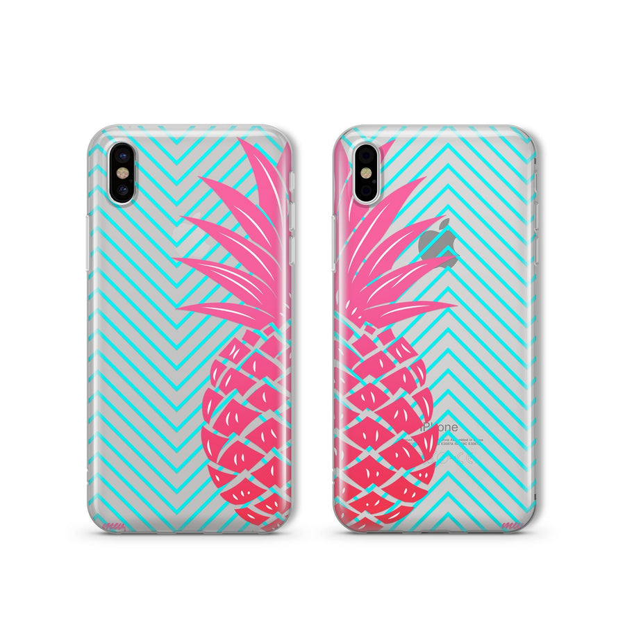 Best Friends Pineapple iphone x