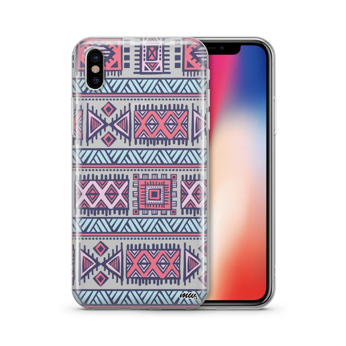 Colored Aztec 1 iphone x