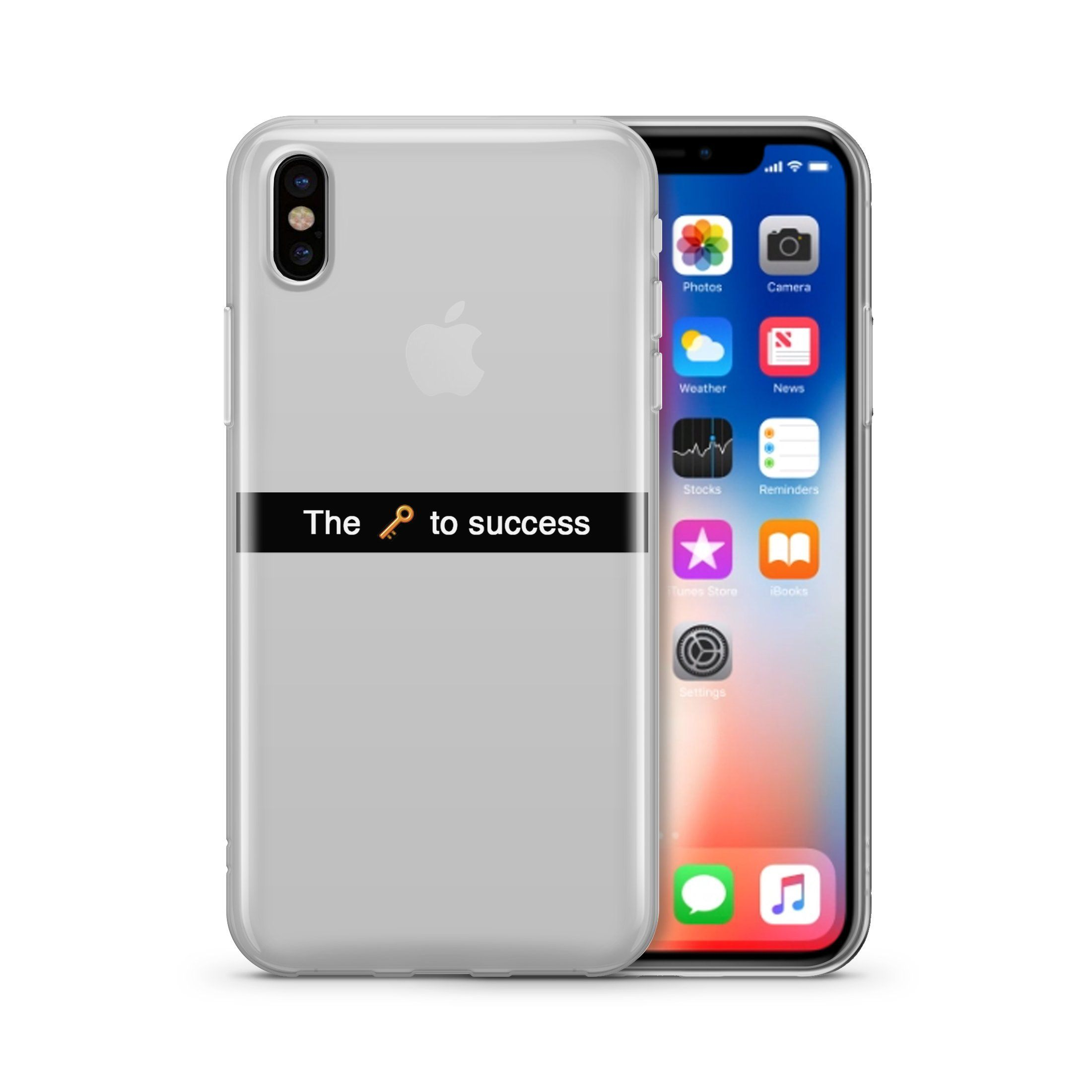 The Key To Success iphone x