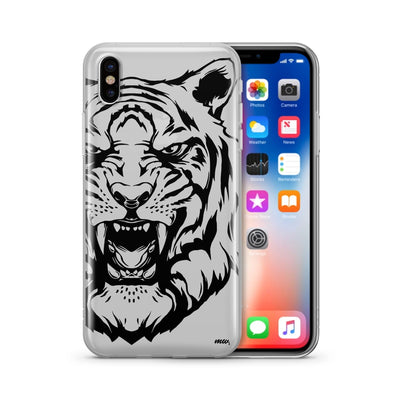 Tiger iphone x