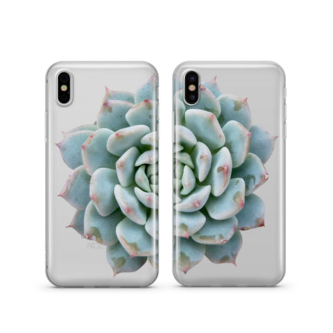 bestie succulent iphone case