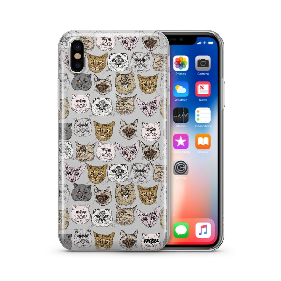 Cat Overload iphone case