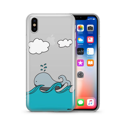 The Whale Case iphone x
