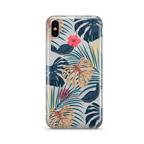 Tropical Dreams - Clear Case Cover