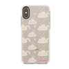 Phoebe X Milkyway Tough Bumper iPhone Case - Pastel Clouds
