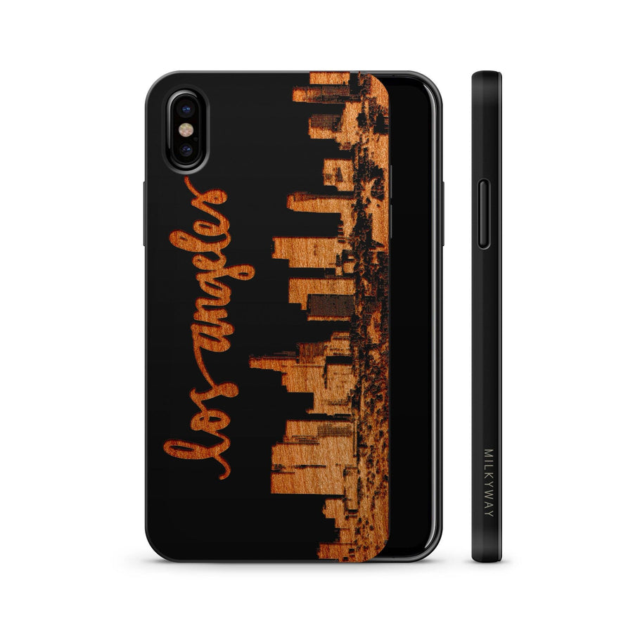 Wood  - Los Angeles Skyline