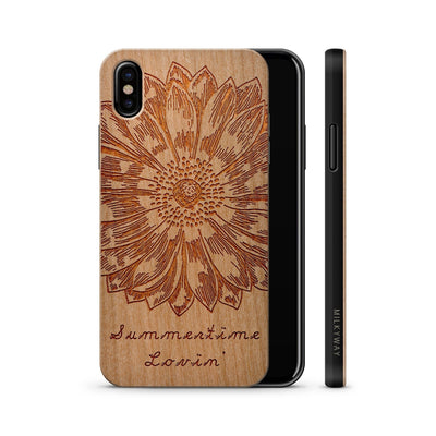 Wood  - Summertime Lovin iphone x