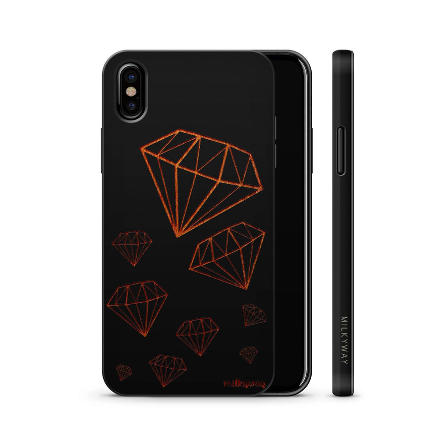 Wood  - Diamond Life iphone x