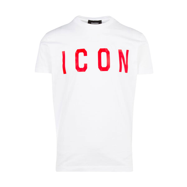 DSQUARED2 T-SHIRT ICON PRINT