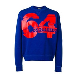 DSQUARED2 LOGO 64 SWEATER