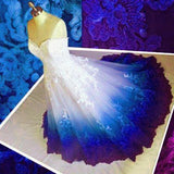 Ball Gown Sweetheart Long Prom Dresses, Strapless Quinceanera Dress with Applique STC15072