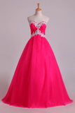 2019 Sweetheart Ball Gown Floor Length Quinceanera Dresses With