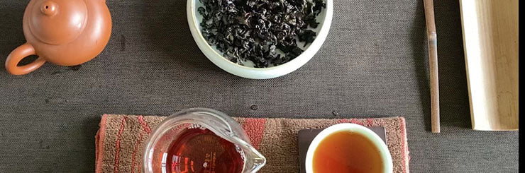 Eco-Cha Tea Club Batch 61 - Heavy Roast Wuyi Oolong Tea