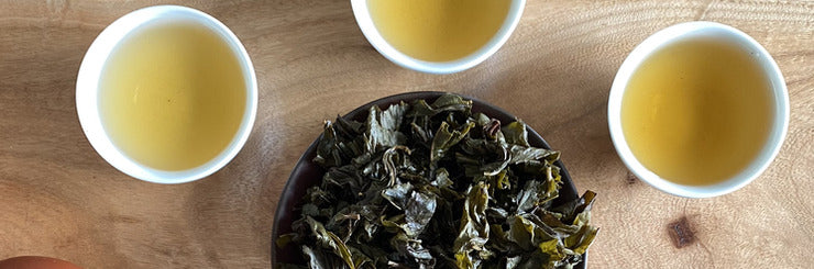 Fo Shou Oolong Tea