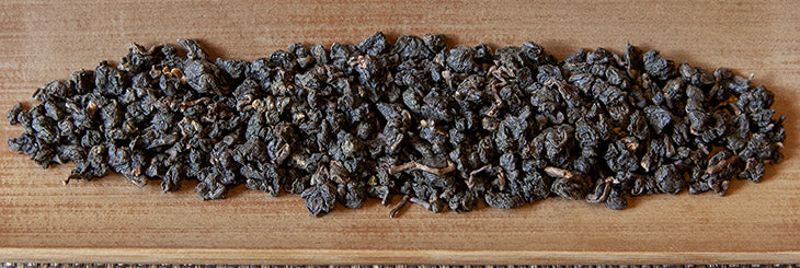 Eco-Cha Roasted Tsui Yu Oolong Tea leaves