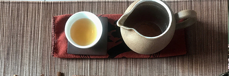 Charcoal Roasted Honey Oolong Tea Tasting Notes | Eco-Cha Tea Club