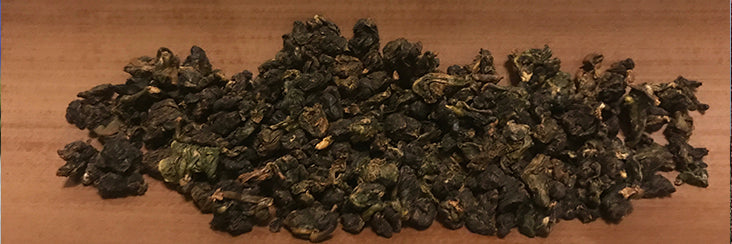 Red Oolong Tasting Notes | Eco-Cha Tea Club