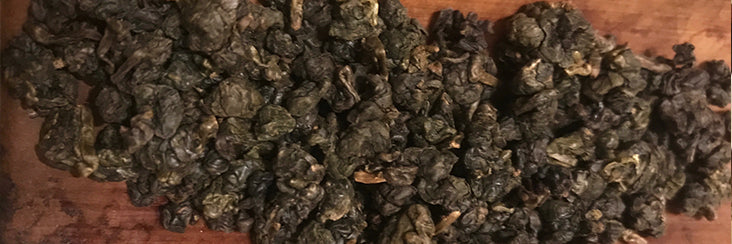 Eco-Cha Tea Club: Charcoal Roasted High Altitude Oolong Tea Tasting Notes