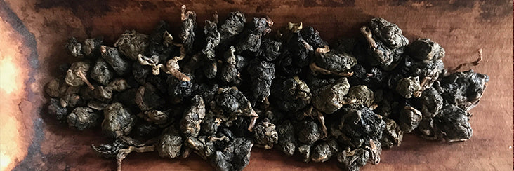 Fo Shou Oolong Tea Tasting Notes | Eco-Cha Tea Club