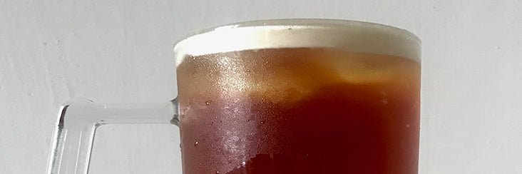 Gourmet Iced Tea Recipe: Honey Red Jade Black Tea