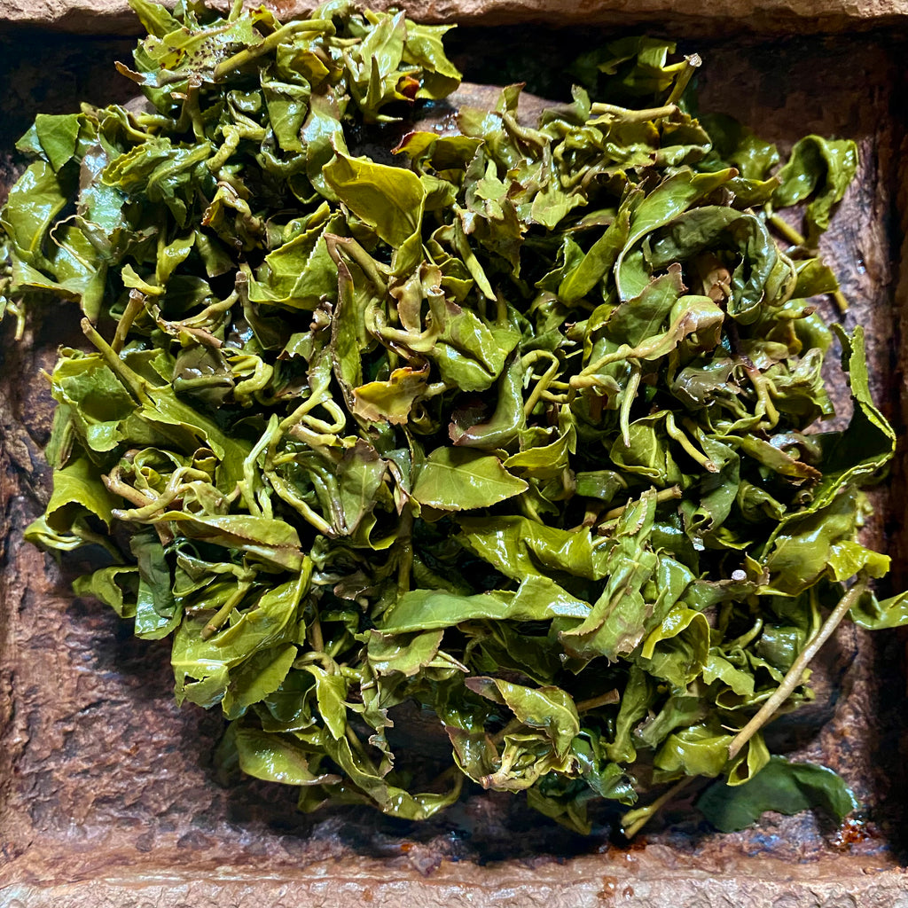 Eco-Farmed Yushan High Mountain Oolong Tea | Eco-Cha Tea Club