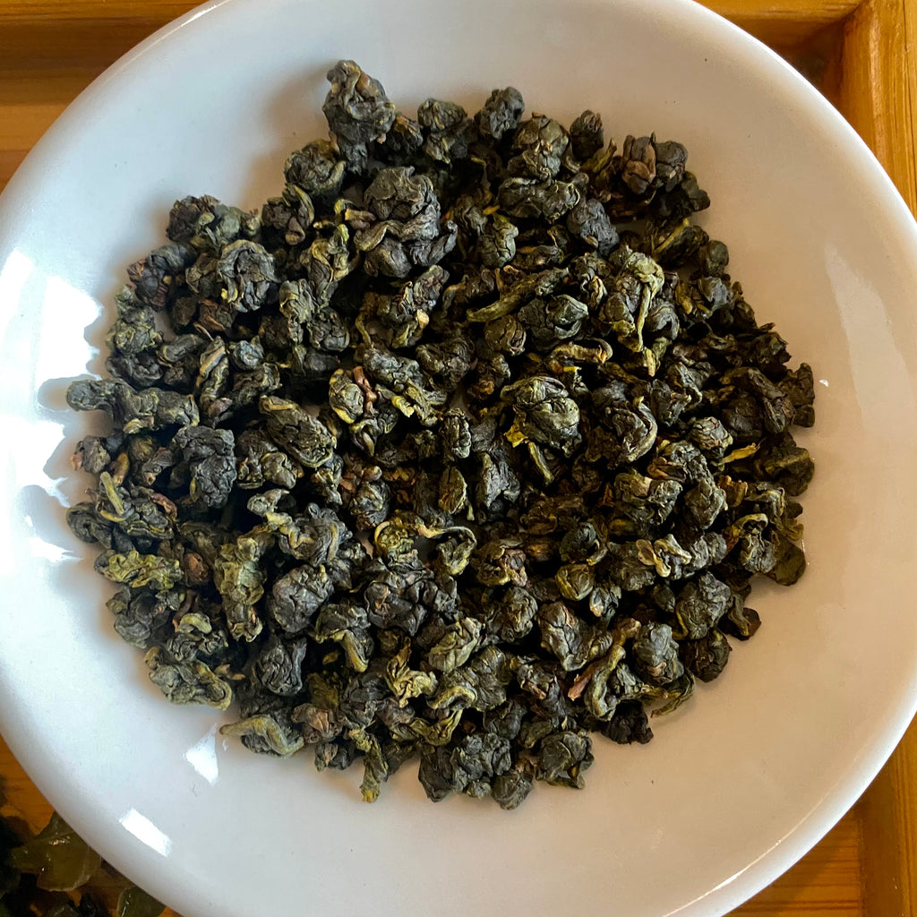 Competition Grade Wuyi Oolong dried leaves