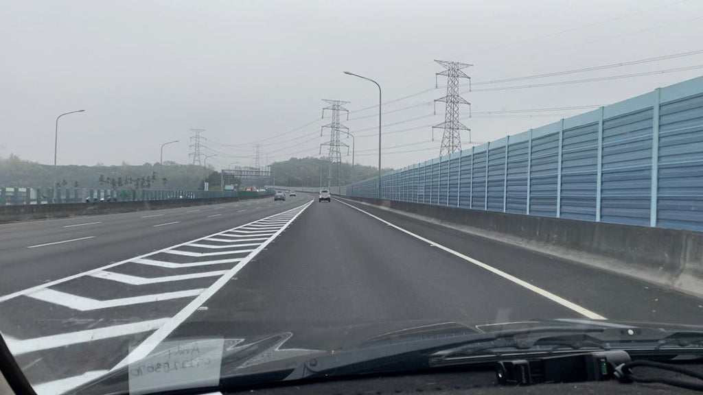 Clear roads to Taipei to source Bi Luo Chun Green Tea