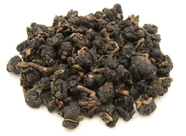 Bulk wholesale Taiwan oolong tea from Eco-Cha Teas - High Mountain Concubine Oolong Tea leaves