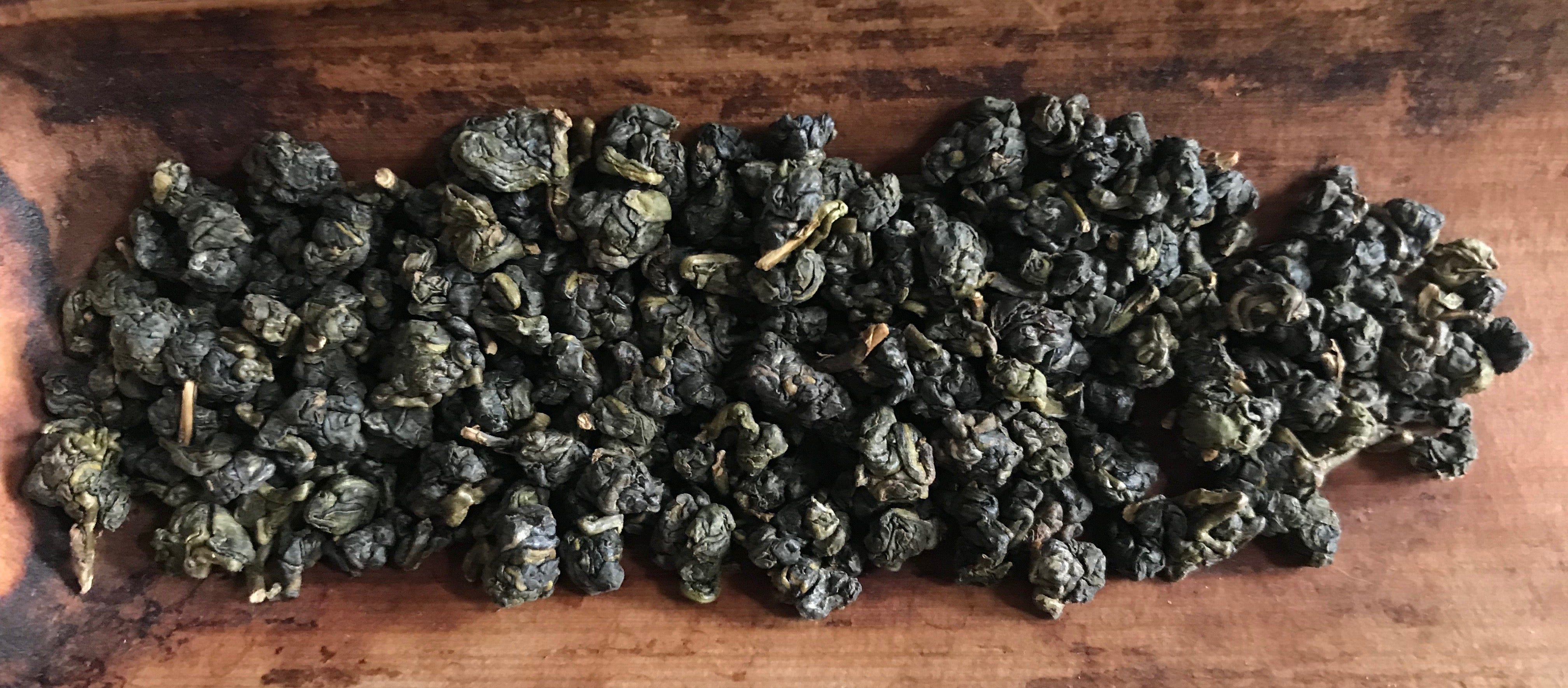 Eco-Cha Tea's roasted leafhopper high mountain tea