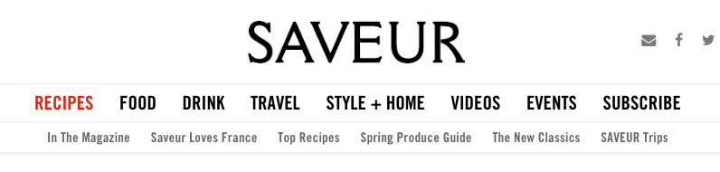 Max Falkowitz for Saveur
