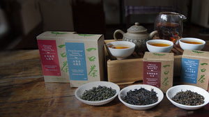 Buy Premium Loose-Leaf Taiwan Tea Online from Eco-Cha Teas