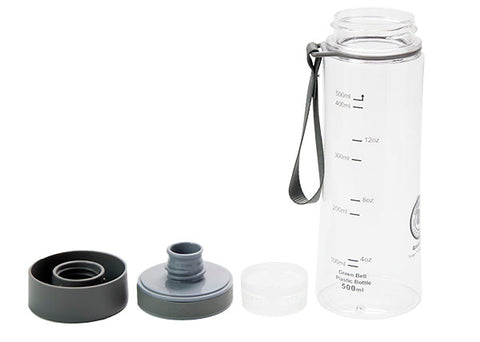 The Eco-Cha cold brew tea bottle