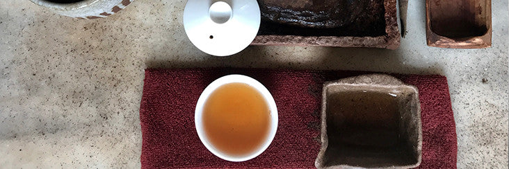 Eco-Cha Tea Club: Award Winning Traditional Dong Ding Oolong Tea Tasting Notes
