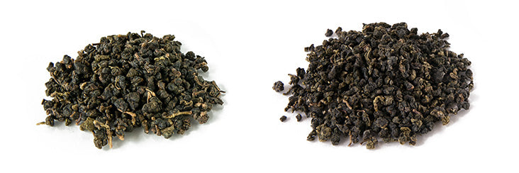 How to Choose a Good Looking Oolong Tea