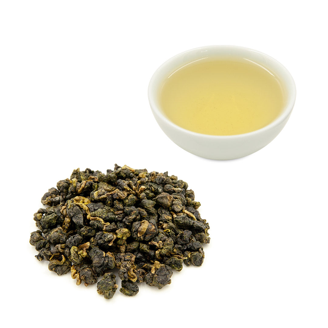 Eco-Cha Alishan High Mountain Oolong Tea