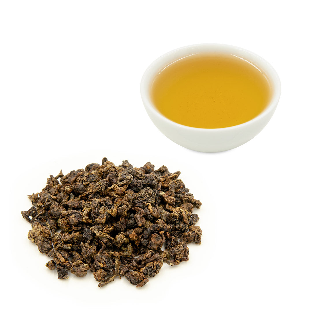 Eco-Farmed GABA Oolong Tea