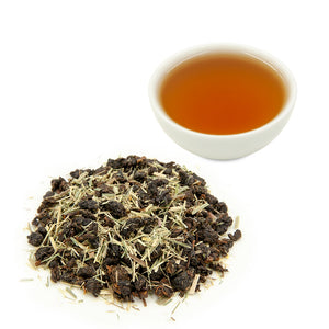 Eco-Farmed Lemongrass Black Tea