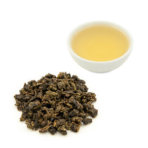 Eco-Farmed Light Roast Oolong Tea