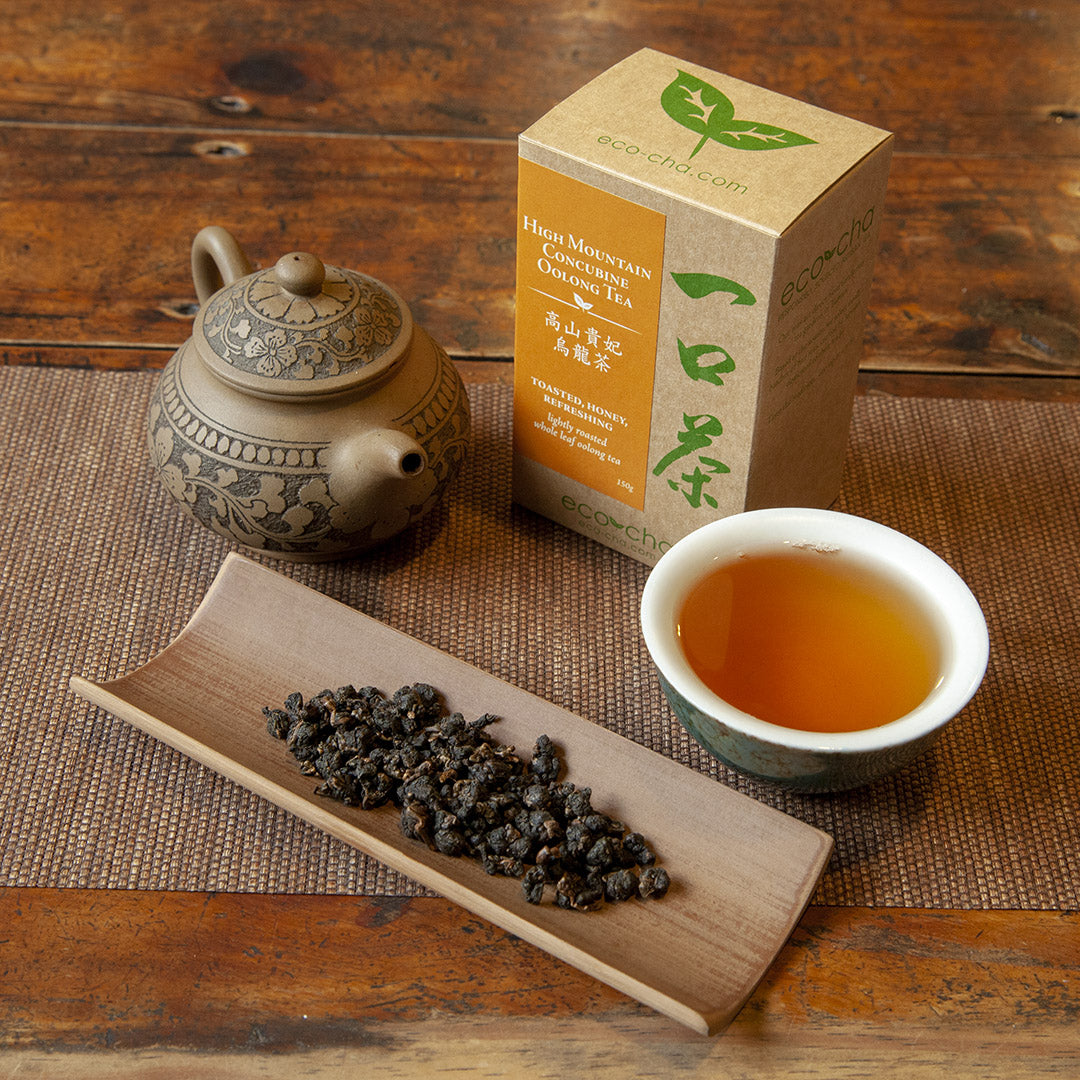 High Mountain Concubine Oolong Tea