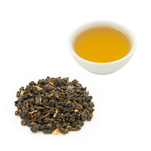 Jasmine Flower Oolong Tea