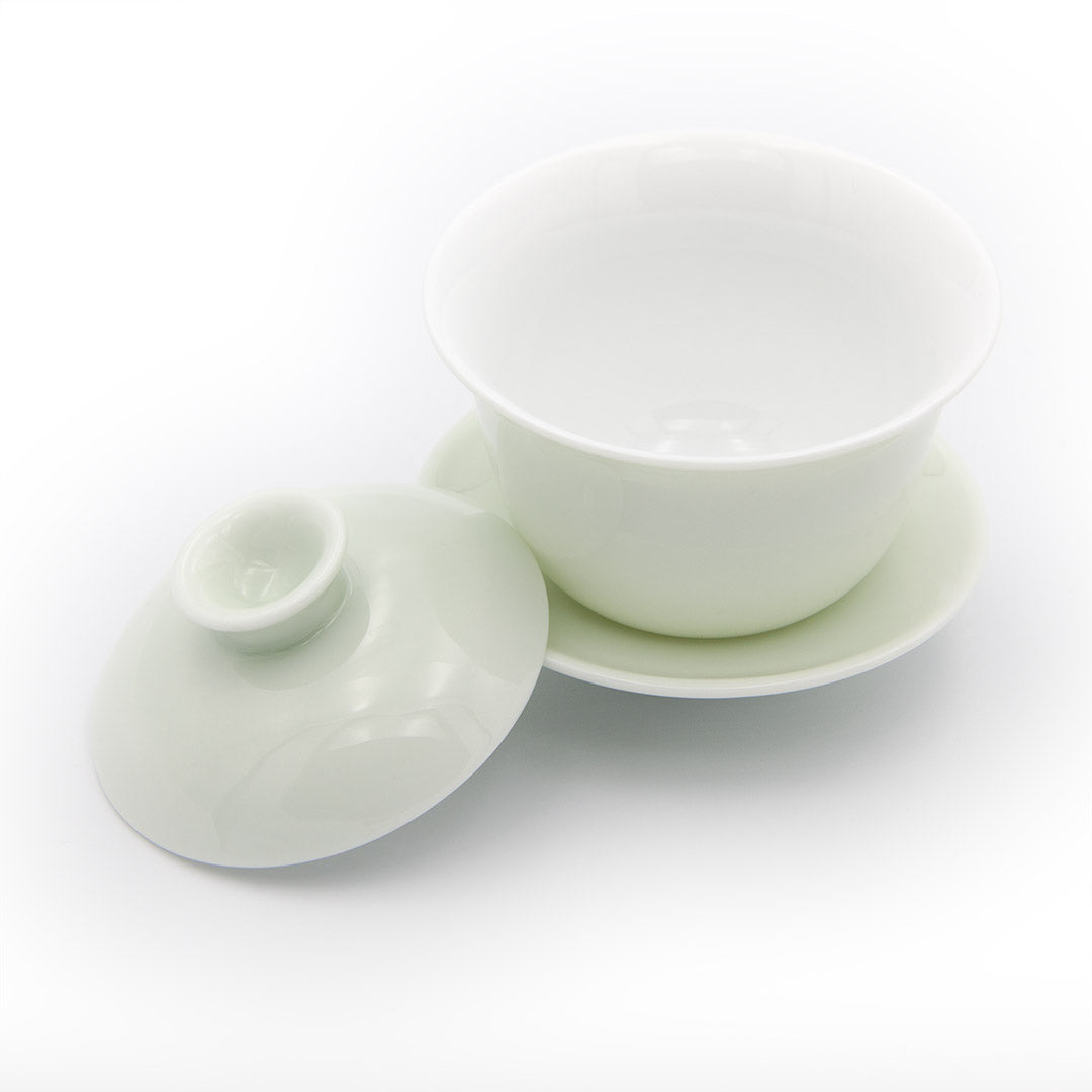 Single serving gaiwan open
