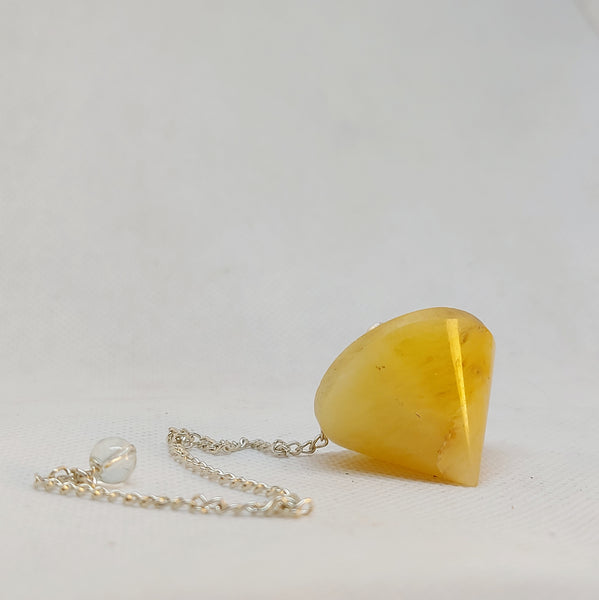 NEW! Yellow Aventurine Pendulum