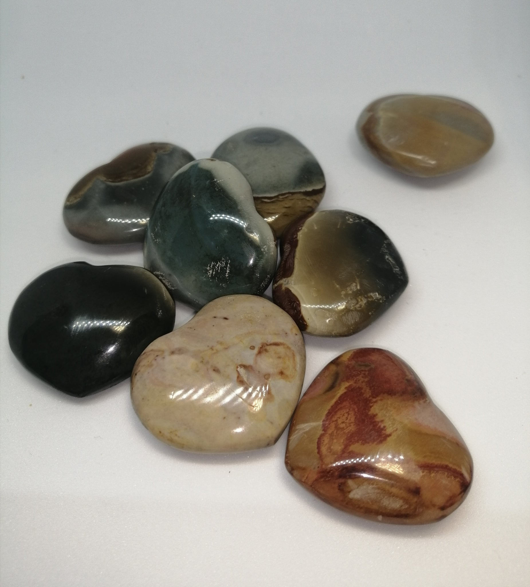 Jasper Pocket Heart