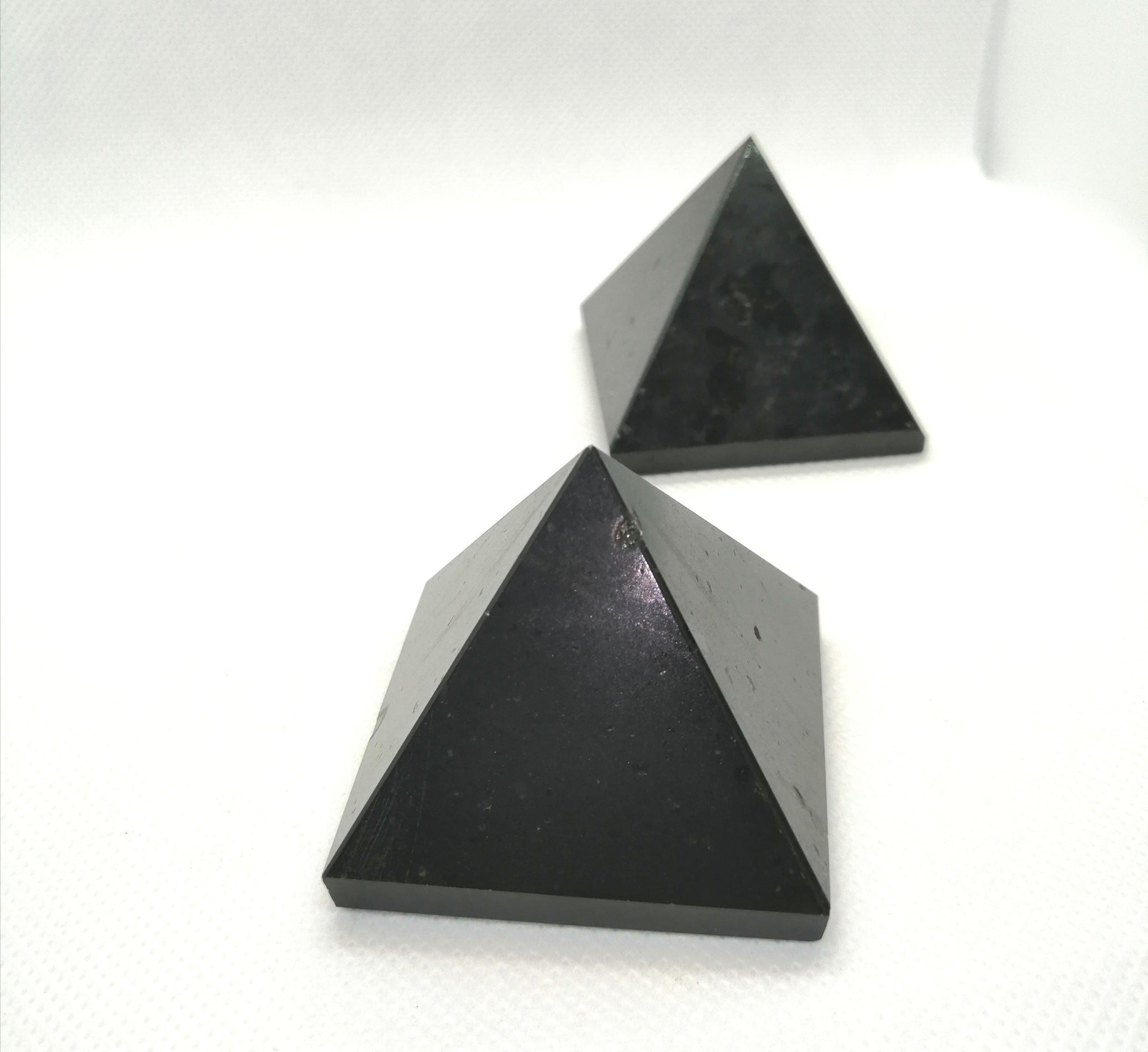 SALE: Black Tourmaline Pyramid