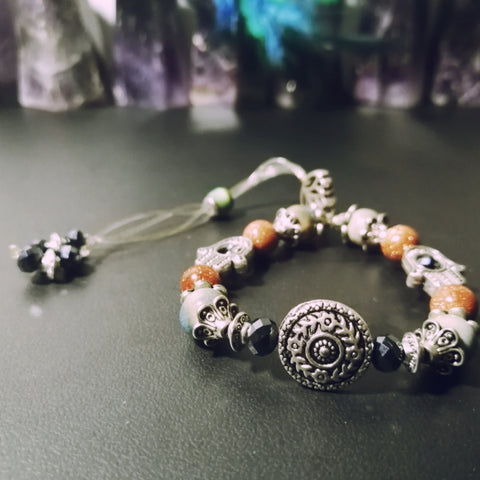 SALE: Hamsa Mood Worry Beads