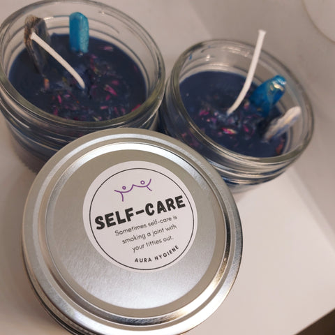 NEW!! Self-Care Candle️