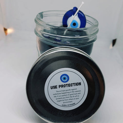 NEW!! Evil Eye Candle