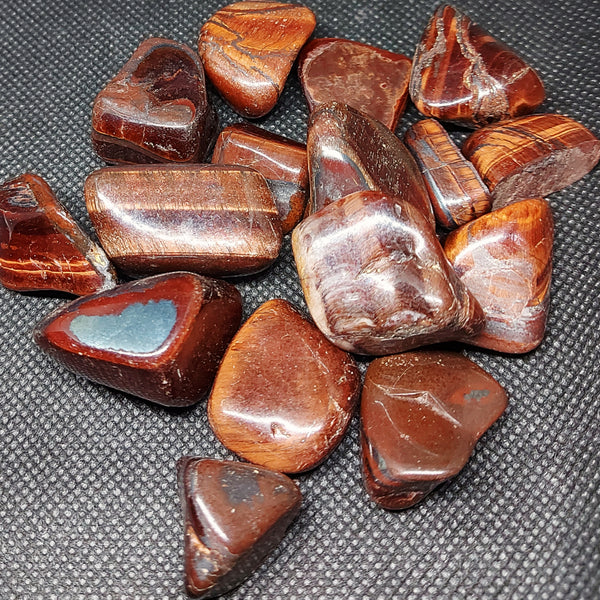 NEW!! Tumbled Red Tiger's Eye