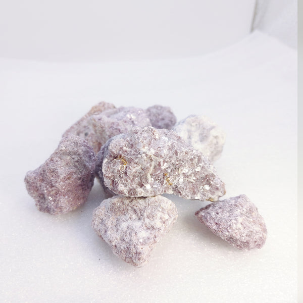 Rough Lepidolite